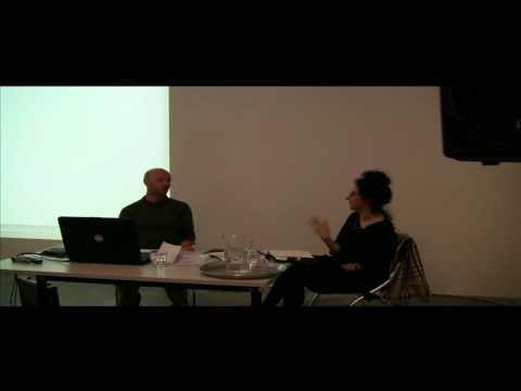 Heath Bunting (7 of 9) Artist Talk