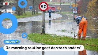 Geen water uit de kraan in Lelystad