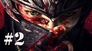Ninja Gaiden 3 Playthrough - Part 2 (X360/PS3/PC) [HD]