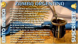 Folklore, Chacareras y Zambas Argentinas // Grandes Exitos Originales