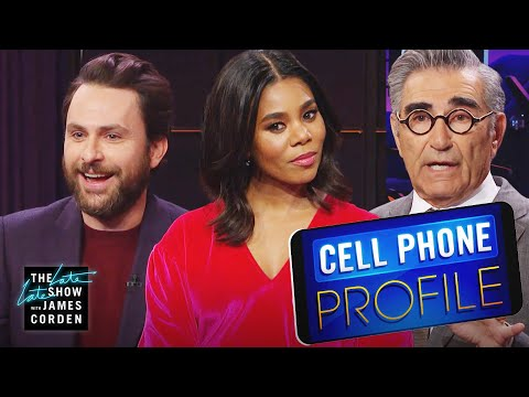 Cell Phone Profile: Ashley Tisdale, Timothy Simons & Dr