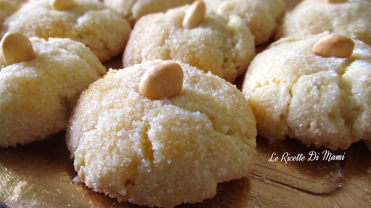 Dolce per pasqua gli amaretti sardi ricetta facile for Ricette dolci sardi