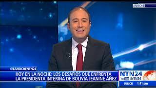 Los desafíos de la Presidenta Interina de Bolivia, Jeanine Áñez, tras renuncia de Evo Morales
