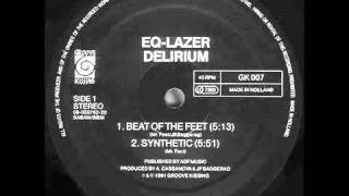 Eq-Lazer - Beat Of The Feet