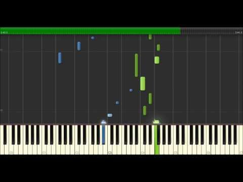 Into Eternity (Thor: The Dark World) PIANO TUTORIAL [HD]