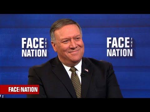 CIA Director Pompeo says pressure on North Korea will continue
