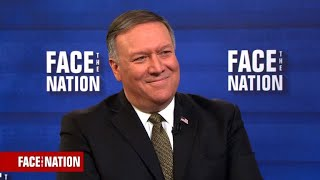 CIA Director Pompeo says pressure on North Korea will continue
