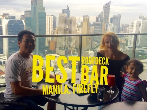 Best Roofdeck Bar Manila: Firefly City Garden Grand Hotel Makati by HourPhilippines.com