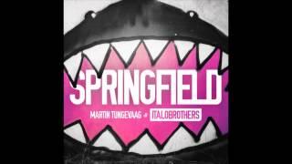 Springfield 2015 - Martin Tungevaag & Italobrothers