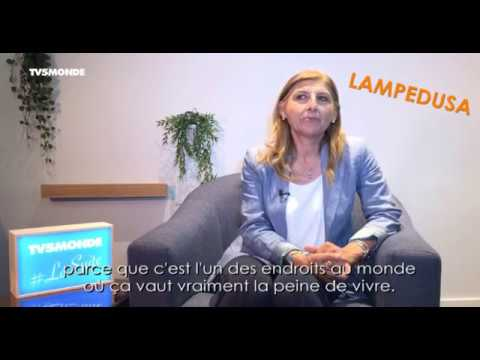 #64secondes avec Giuseppina Nicolini, l'ex-maire de Lampedusa