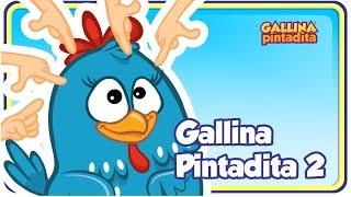 Gallina Pintadita 2 - Oficial - Canciones infantiles para niños y bebés