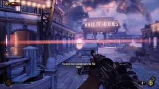 Let's Play Bioshock Infinite  - for a Day (NO SPOILERS)