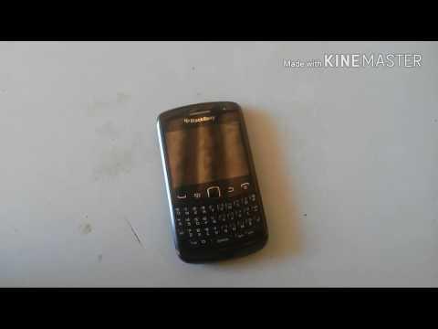 Análise do BlackBerry 9360 curve
