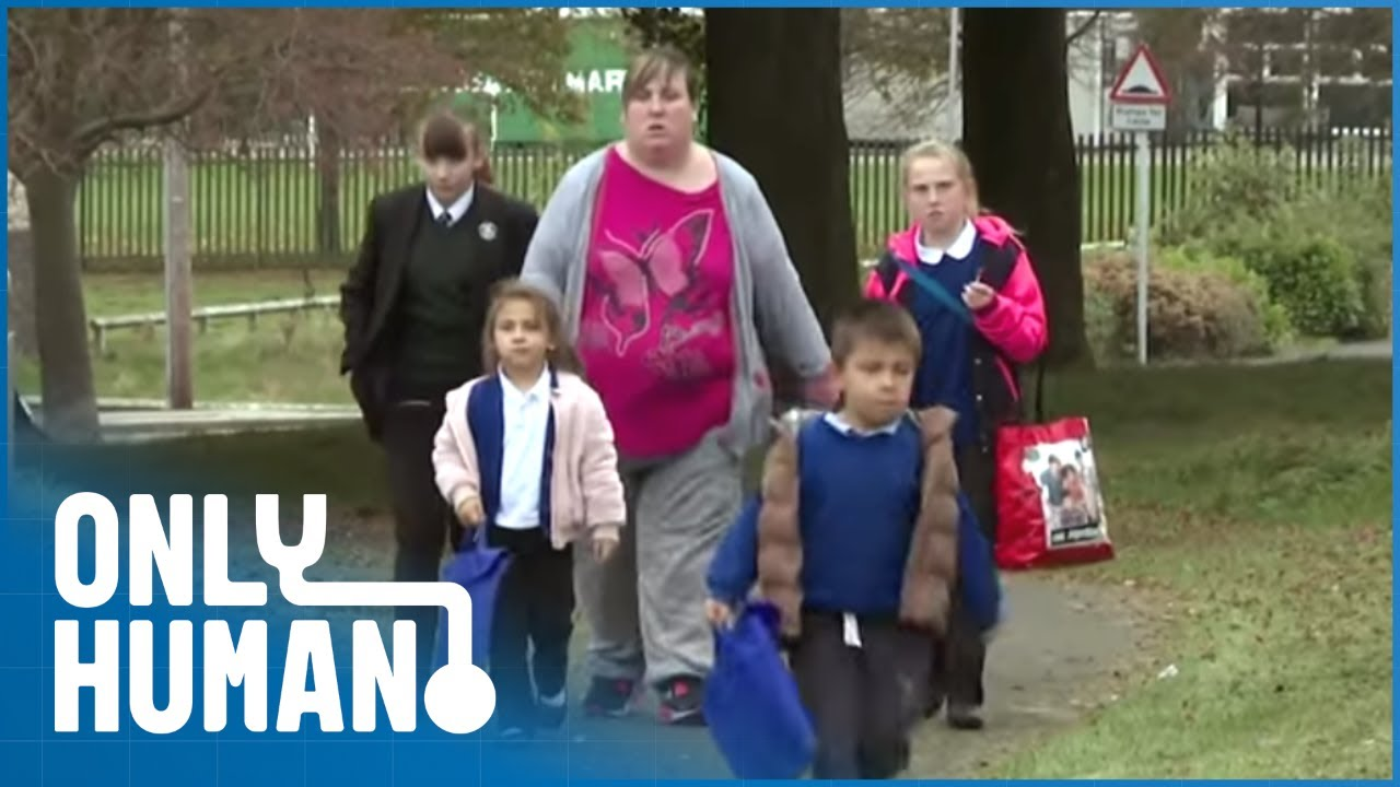 Single Mother of Three Blames Unemployment on Her Weight | Benefits Britain S2 EP9 | Only Human
