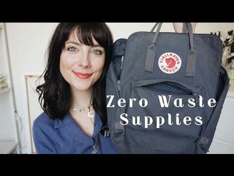 Eco Friendly School & Office Supplies / Zero Waste Series