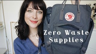 Eco Friendly School & Office Supplies / Zero Waste Series
