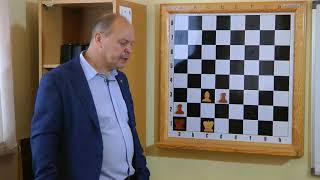 Урок по шахматам №10. Достижение мата без жертвы материала часть 1.