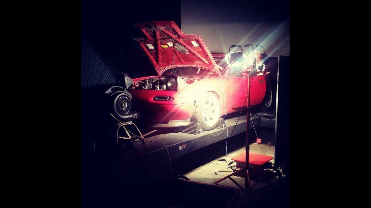 Turbo miata drag racing v3