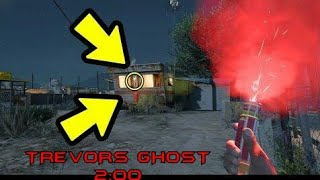 TREVORS Ghost/ GTA 5/ MYSTERY??