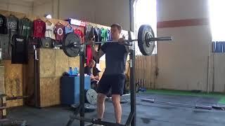 Shoulder Press 4 Rep Max