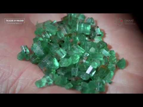 Treasure of Panjshir, the Afghan emeralds