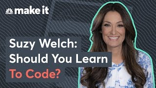 Should You Drop Everything And Learn To Code? – Suzy Welch