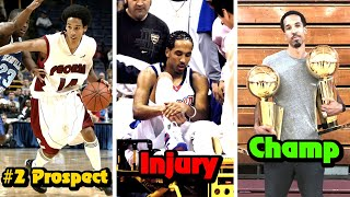 The Tragic Downfall And Rebirth of Shaun Livingston