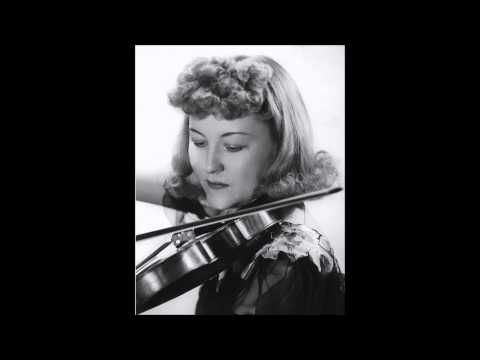 Aaron Copland - Sonata for violin and piano (feat. Ruth Posselt)