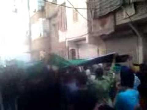 حلب - السكري || من جامع أويس القرني 8-6-2012