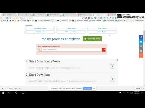 Tech Tip   Movie Maker Online