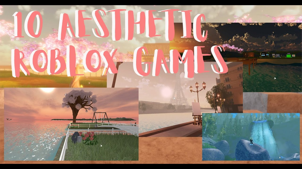 How to make a aesthetic. 10 Aesthetic Roblox Games - YouTube