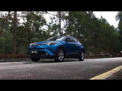Toyota C-HR - Highlights