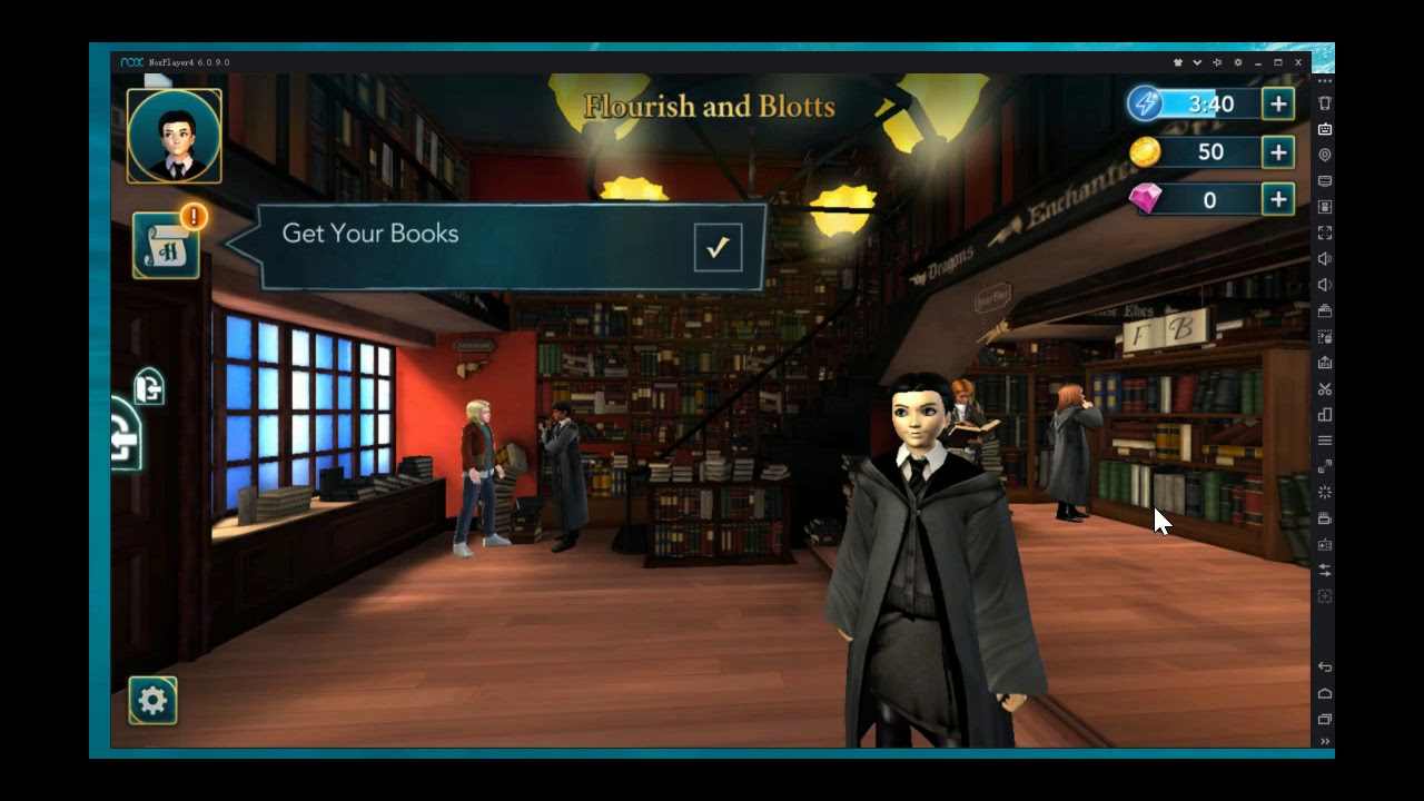 harry potter hogwarts mystery descargar para pc