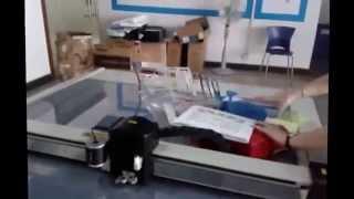 2mm Cutter Plotter Sample Maker Cutting Table Cutting Pattern