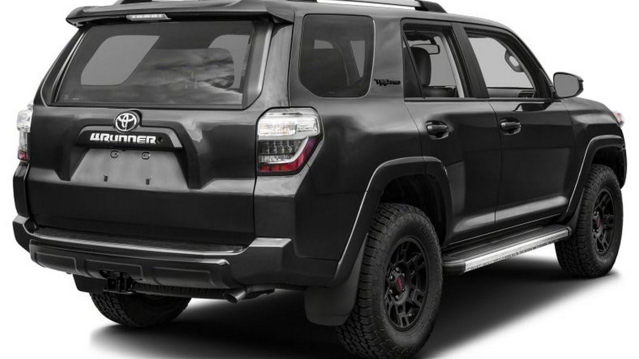 Hot News 2017 Toyota 4runner Trd Pro Specs And Price