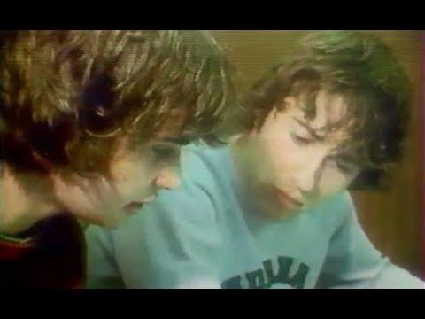 Laurent Paganelli et Laurent Roussey - Reportage de 1986-1987
