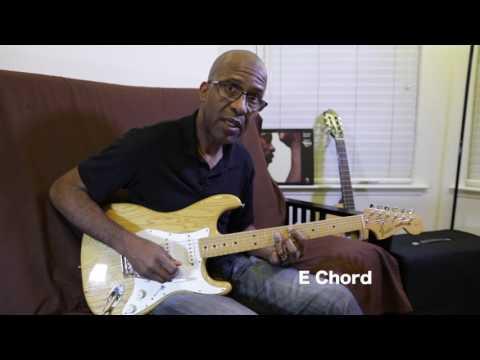 Amazing Grace - Gospel Guitar Tutorial