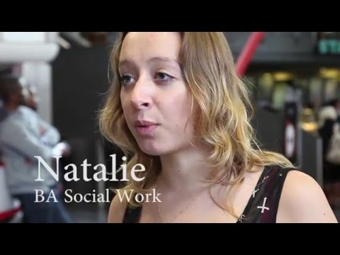 BA Social Work: What did students find particularly enjoyable or particularly challenging?