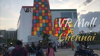 VR Mall Chennai- Walking through the mall.. what's inside!