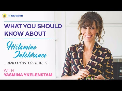 What You Should Know About Histamine Intolerance and How To Heal It with Yasmina Ykelenstam