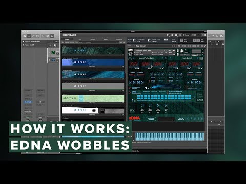 How It Works: eDNA — Wobbles