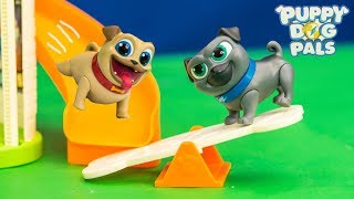 Video PUPPY DOG PALS Rolly and Bingo Puppy Doghouse Toy Unboxing download MP3, 3GP, MP4, WEBM, AVI, FLV Mei 2018