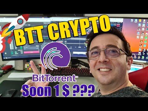 BTT CRYPTO ANALYSIS #BitTorrent (#BTT) from Tron - Best setup to 1$ ? BTTUSDT