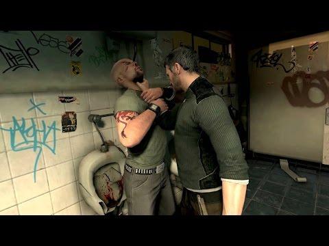 Splinter Cell: Conviction - Intro & Mission #1 - Merchant's Street Market