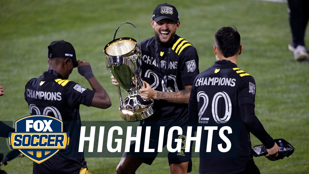 Columbus Crew SC 3, Seattle Sounders FC 0 | 2020 MLS Cup ...