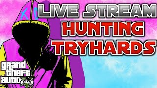 LIVE - Gta Online - Killing Tryhards / Oppressor MK2 Waiting for the New CasinoHeist DLC Thursday