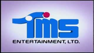 TMS Entertainment, LTD. Logo Circa 2006