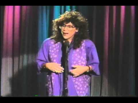 Sheila Kay - Stand-Up Comedian (late 1980s)