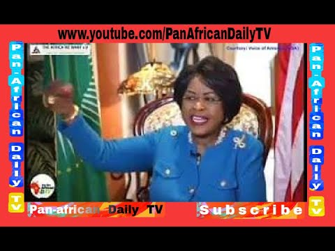 MUST WATCH!! H.E DR. Arikana's Vision for the New Africa ,Women Leadership, Wakanda & More