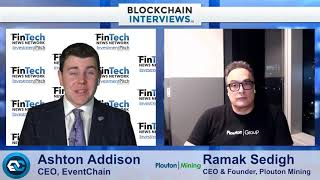 Blockchain Interviews with Ramak Sedigh, CEO & Founder of Plouton Mining
